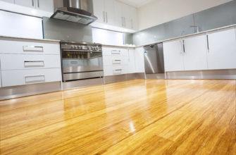 Выбор плитка или ламинат на кухне