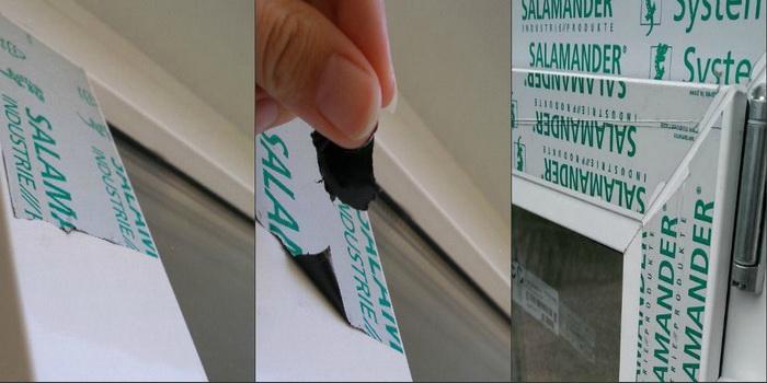 Как осторожно избавиться от пленки с пластиковых окон и не нанести им вред: лучшие способы